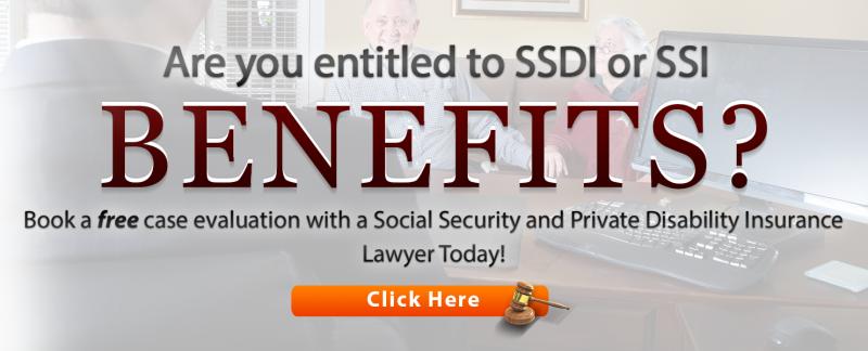 Tallahassee SSDI Benefits